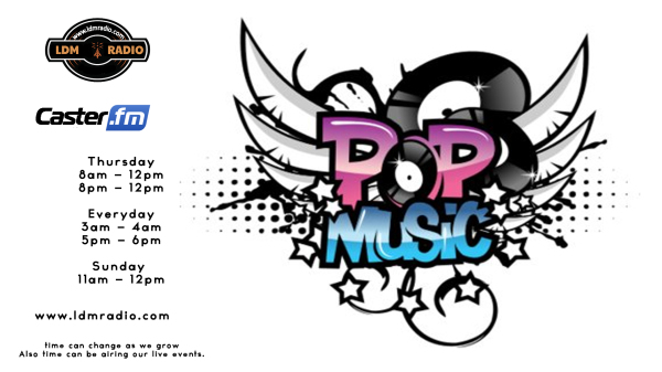 Pop Music time slots