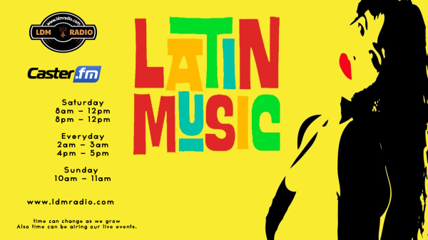 Latin Music time slot